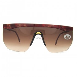 occhiali sole vintage lozza guya II 296