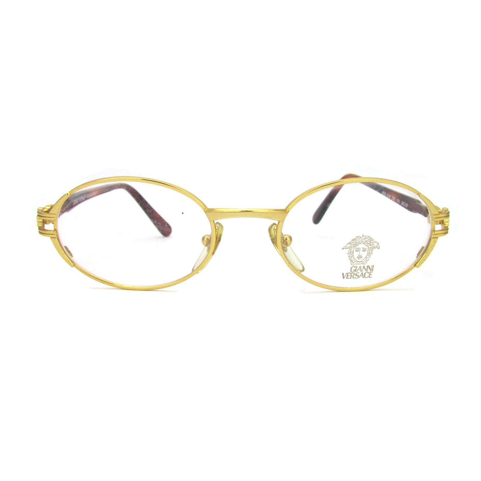 Versace   Sunglasses and Prescription Eyeglasses   Vintage Eyeglass ...